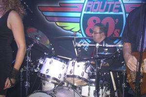 james_on_stage