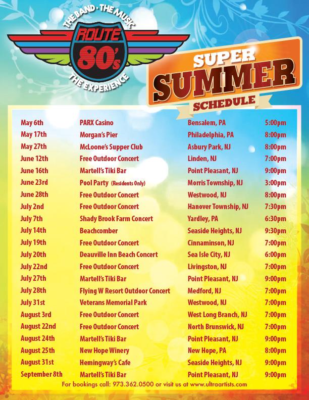 Route80s-summer-schedule-2018 02-01